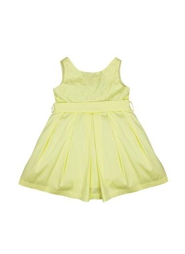 Karamela Elbise Sarı